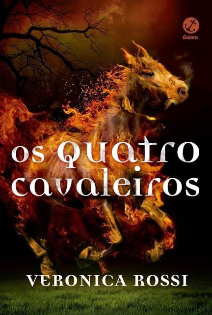 OS_QUATRO_CAVALEIROS_VERONICA_ROSSI_Resenha