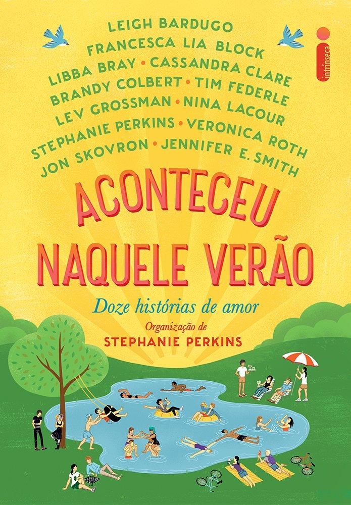 ACONTECEU_NAQUELE_VERÃO_STEPHANIE_PERKINS_Resenha