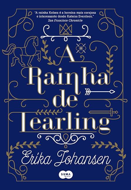 A_RAINHA_DE_TEARLING_ERIKA_JOHANSEN_Resenha