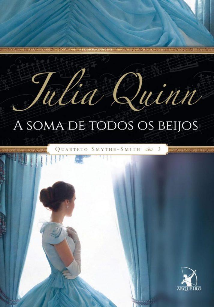 A_SOMA_DE_TODOS_OS_BEIJOS_JULIA_QUINN_Resenha