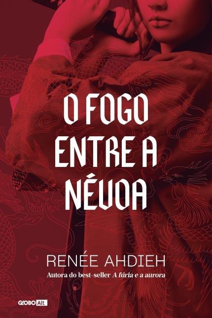 O_FOGO_ENTRE_A_NEVOA_RENEE_AHDIEH_Resenha