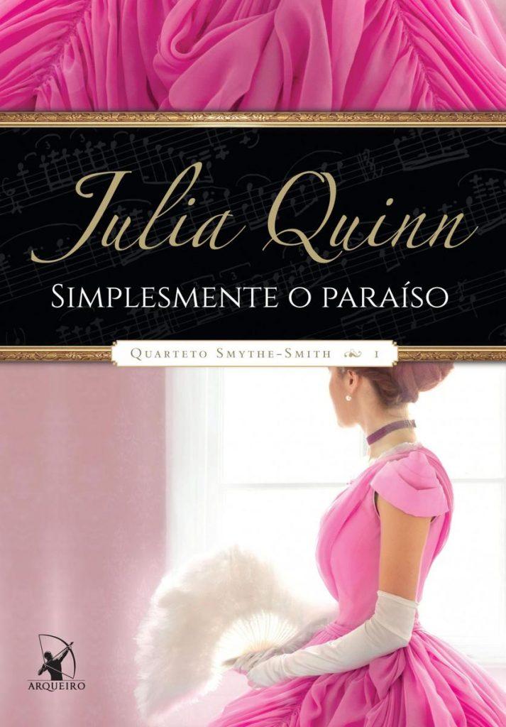 SIMPLESMENTE_O_PARAISO_JULIA_QUINN_Resenha