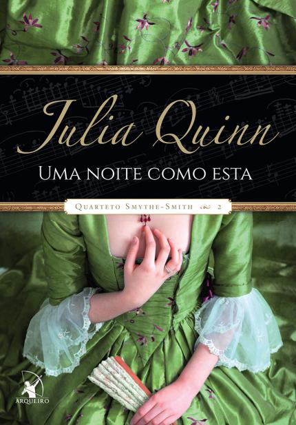 UMA_NOITE_COMO_ESTA_JULIA_QUINN_Resenha