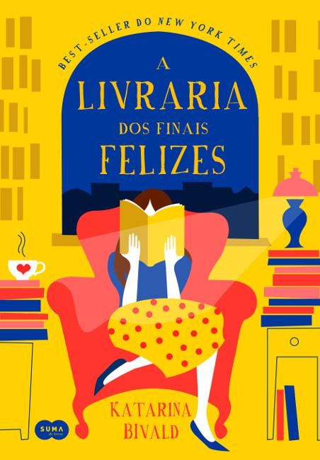 A_LIVRARIA_DOS_FINAIS_FELIZES_KATARINA_BIVALD_Resenha